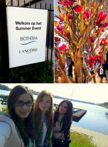 naamloos PLOG: Summer Event by Biotherm en Lancôme