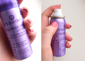 20140529_195815-1 Snel droog wonder? Essence Express Dry Spray review